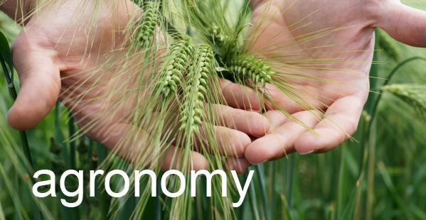 Agronomy Icon Box